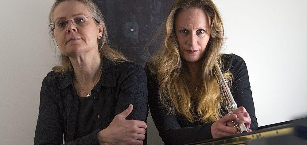 Annika Nilsson och Anna Norberg