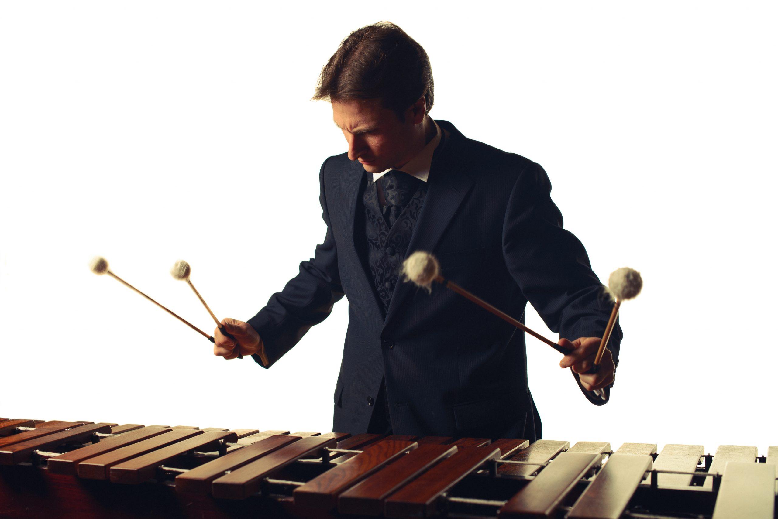 Johan Bridger Slagverk - Marimba