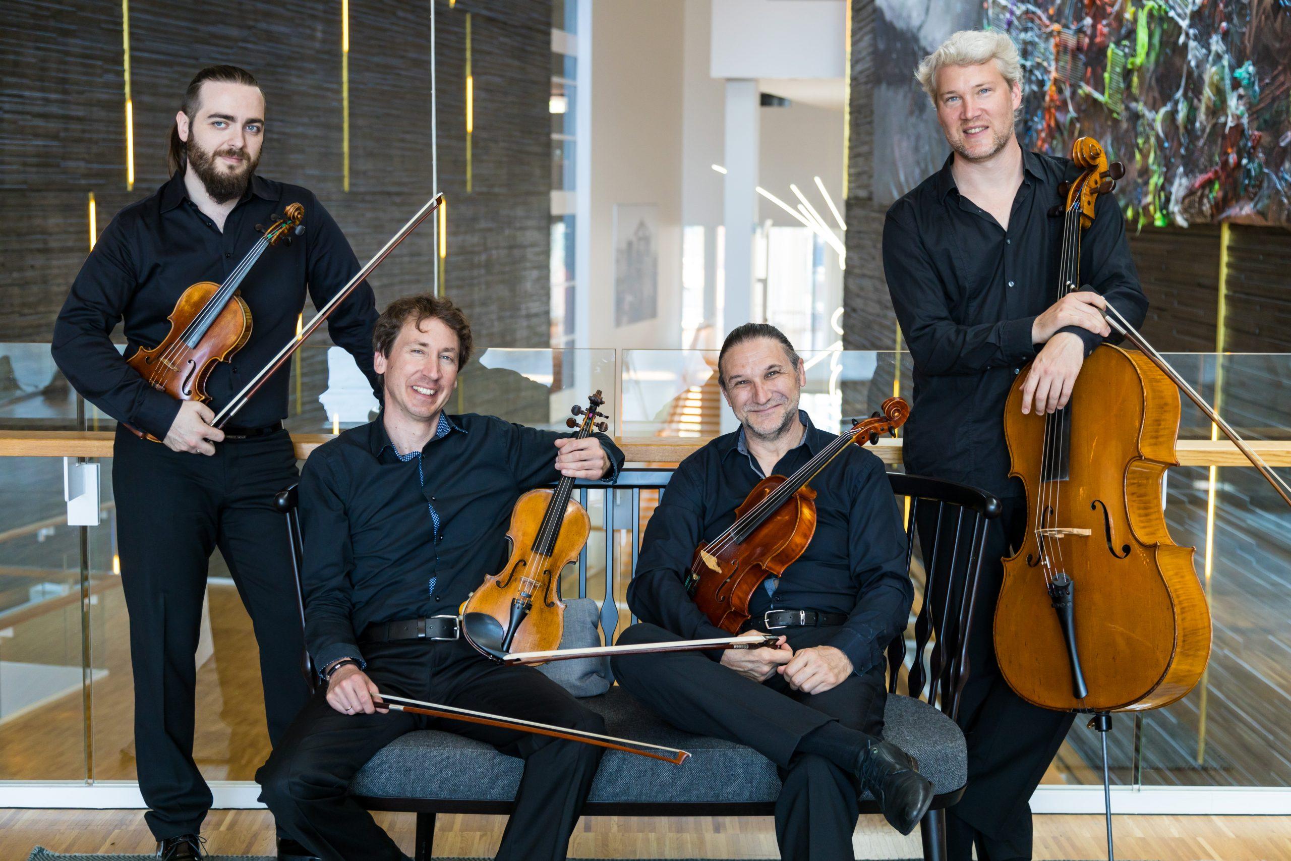 Den svenska stråkkvartetten