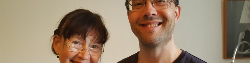 Hege Waldeland och Johannes Lörstad