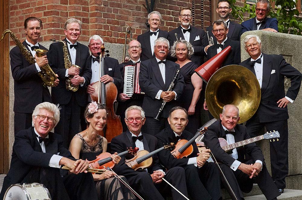 Salongs orkestern